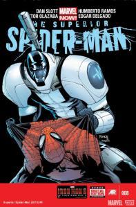 Superior Spiderman #8