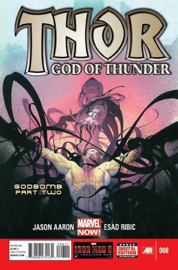 Thor, God of Thunder #8
