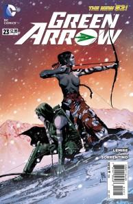 Green Arrow #23 B